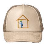 Carpenter Mesh Hats