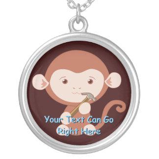 Carpenter Monkey Necklace