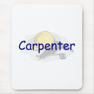 Carpenter Mouse Pad