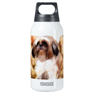 carpenter of my soul insulated water bottle