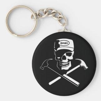 Carpenter of the Caribbean Keychain