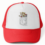 Carpenter Pocket Trucker Hat