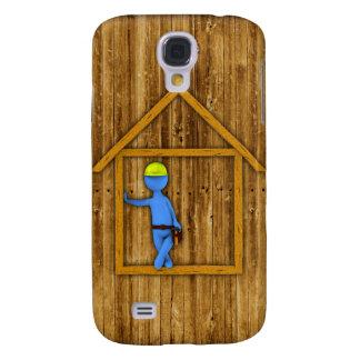 Carpenter Samsung S4 Case