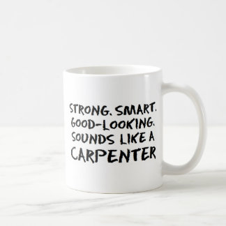 Carpenter sound coffee mug