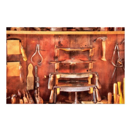 Carpenter - Spoke Shaves Customized Stationery