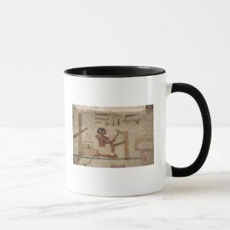 Carpenter's Workshop Mug