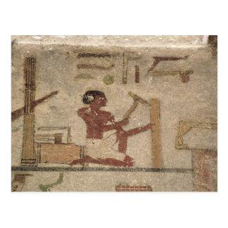 Carpenter's Workshop Postcard