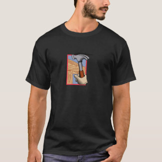 Carpentry logo T-Shirt