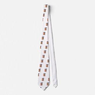 Carpentry logo tie