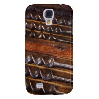 Carpentry - Tool - Archimedes little helper Samsung Galaxy S4 Case