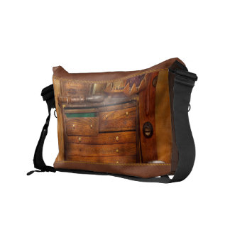 Carpentry - Tools - In my younger days Messenger Bag