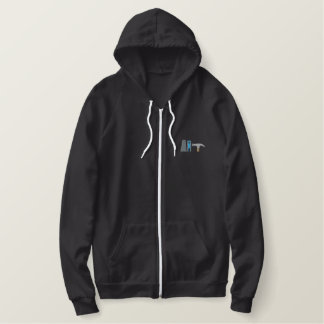 Carpentry Topper Embroidered Hoodie