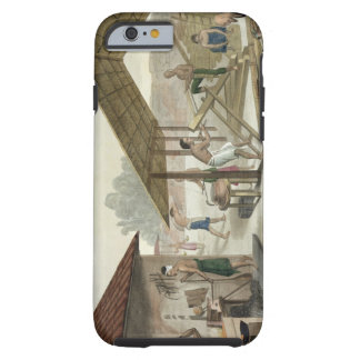 Carpentry Workshop in Kupang, Timor, plate 6 from Tough iPhone 6 Case