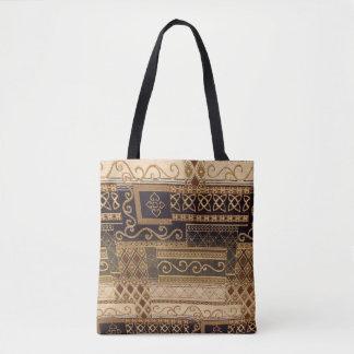 Carpet Bag Look