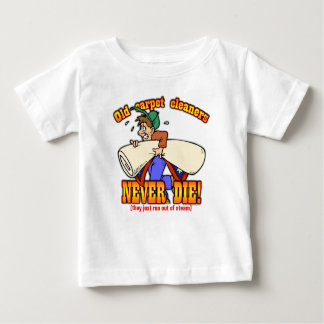 Carpet Cleaners Baby T-Shirt