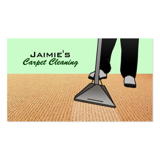 Carpet cleaning business cards zazzle for Carpet cleaning business cards