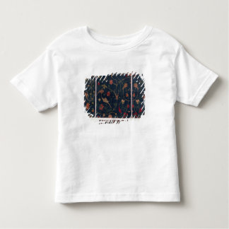 Carpet decorated with animals toddler t-shirt
