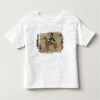 Carpet depicting a mounted warrior toddler t-shirt