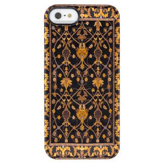Carpet iPhone SE/5/5S Clear Case