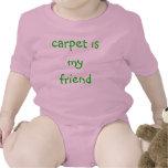 carpet is my friend baby creeper