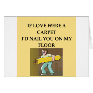 CARPET layer Card