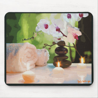 Carpet-mouse-well-being Mouse Pad