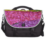 carpet of flowers bag for laptop