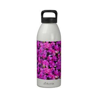 Carpet of flowers drinking bottle