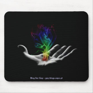 Carpet of Rat - Blog To be Gay Mouse Pad