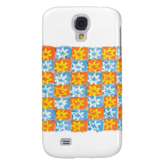 carpet of stars samsung galaxy s4 cover