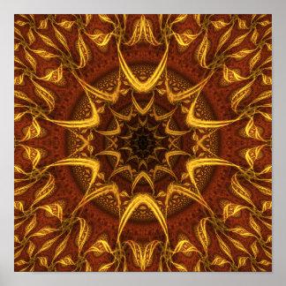 Carpet of the Sun Print