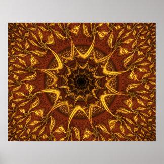 Carpet of the Sun Poster
