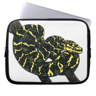 Carpet Python Laptop case Laptop Sleeve