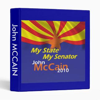 Carpeta 2010 de McCain Avery