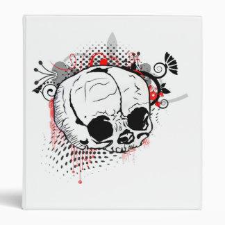 Carpeta abstracta del cráneo