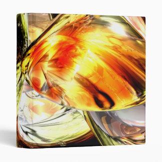 Carpeta abstracta del fuego y del deseo