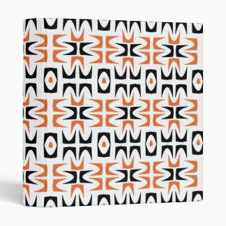 Carpeta abstracta moderna de Neutra