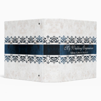 Carpeta adaptable elegante del boda
