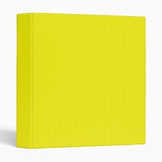 Carpeta amarilla