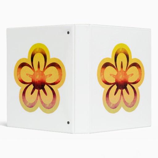 Carpeta amarilla de Florescence