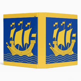 Carpeta amarilla de la nave