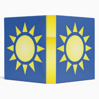Carpeta amarilla de Sun