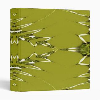 Carpeta amarilla del arte del fractal de Stich