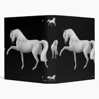 Carpeta andaluz de Avery del caballo