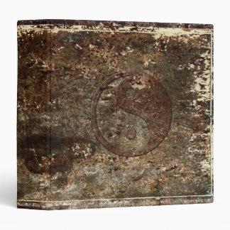 Carpeta antigua de Yin Yang