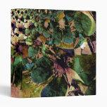 Carpeta apasionado floral