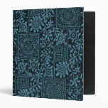 Carpeta asiática de la tela del trullo y del vinta