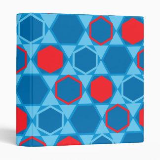 Carpeta (azul) de los hexágonos