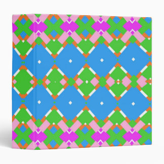 Carpeta azul de los rhombs