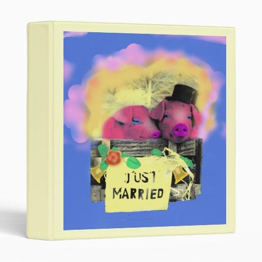 """carpeta """"boda"""" apenas casado"""